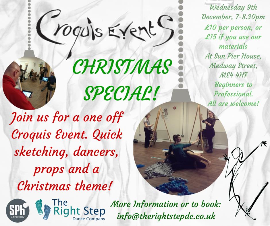 Croquis Christmas Special FB