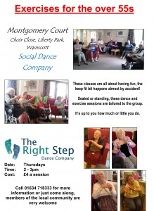 Social Dance at Montgomery Court